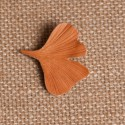 Broche Ginkgo biloba