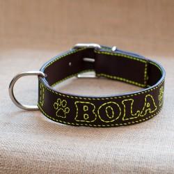 Collar para bull dog inglés (Bola)