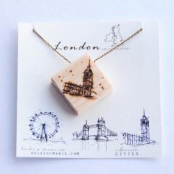 LONDRES - Colección CITIES