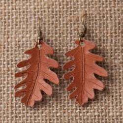 Pendientes Quercus pyrenaica joven