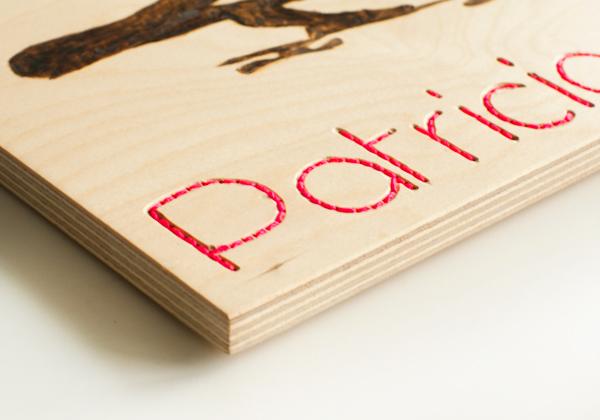regalo 18 madera handmade