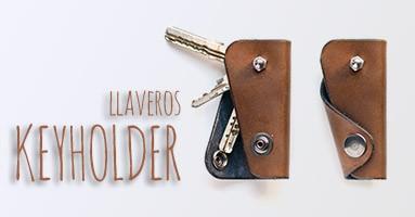 Llaveros Keyholder